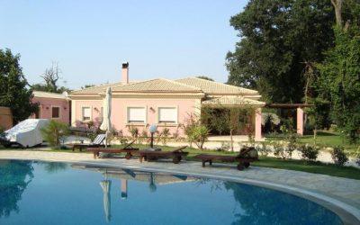 villa for sale acharavi